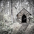 Chapel In The Woods by Pam Garcia