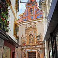 Chapel Of St. Joseph Of Seville by Artur Bogacki