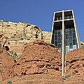 Chapel Of The Holy Cross by Penny Meyers