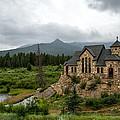 Chapel On The Rock by Jeff Stoddart