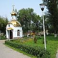 Chapel. Two Ways by Sergey Kolpashnikov