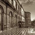 Chapultepec Castle by Genaro Rojas