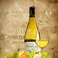 Chardonnay Iv by Lourry Legarde