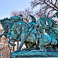 Charge On The Capitol by Alice Gipson
