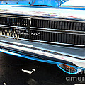 Charger 500 Front Grill And Emblem by Thomas Woolworth