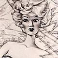 Charice Doll by Georgia's Art Brush