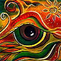 Charismatic Spirit Eye by Deborha Kerr