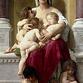 Charity by William Bouguereau