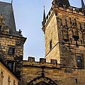 Charles Bridge Prague by Brenda Kean
