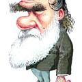 Charles Darwin by Gary Brown