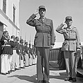 Charles De Gaulle In Carthage Tunisia 1943 by Mountain Dreams