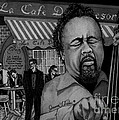 Jazz Charles Mingus Jr by JL Vaden