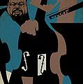 Charles Mingus by Thomas Seltzer