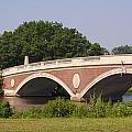 Charles River by Allan Morrison