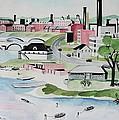 Charles River by Sue Melanson