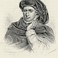 Charles Vi Of France Also Known As 'le by Mary Evans Picture Library