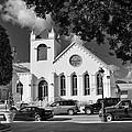 Charles W Drees Methodist Church by Ricardo J Ruiz de Porras
