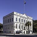 Charleston City Hall by Lynn Palmer
