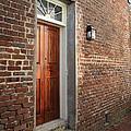 Charleston Door by Paul Moore