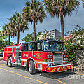 Charleston Fire Dept  by Dale Powell