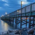 Charleston Harbor 3 by Ken Kobe