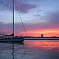 Charleston Harbor by Donnie Bobb