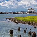 Charleston Harbor by Sennie Pierson