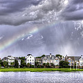 Charleston Rainbow Homes by Dustin K Ryan