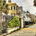Charleston Sidewalk by Emily Kay