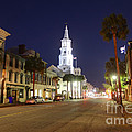 Charleston South Carolina by Denis Tangney Jr