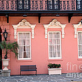 Charleston South Carolina - The Mills House - Art Deco Architecture by Kathy Fornal