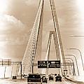 Charleston's Arthur Ravenel Jr. Bridge by Kathy Clark