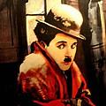 Charlie Chaplin by Jay Milo