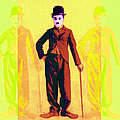 Charlie Chaplin The Tramp Three 20130216p30 by Wingsdomain Art and Photography