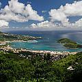Charlotte Amalie Harbor by Thomas Kaestner