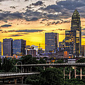 Charlotte Dusk by Chris Austin