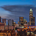 Charlotte North Carolina by Brian Young