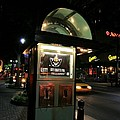 Charlotte Payphone by Robert Loe