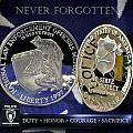 Charlotte Police Memorial by Gary Yost