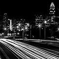 Charlotte Flow B/w by Chris Austin