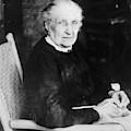 Charlotte Woodward Pierce (c1830-1921) by Granger