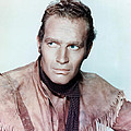 Charlton Heston In Pony Express  by Silver Screen