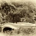 Charm Of Bow Bridge by Jessica Jenney
