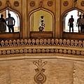 Charminar - Inside by David Pantuso