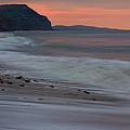 Charmouth Beach In Dorset by Pete Hemington