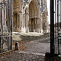 Chartres Cathedral North Transept by Olivier Le Queinec