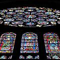 Chartres by Lana Enderle