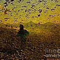 Chasing Birds In The Mist by Sharaijah Dunn