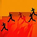 Chasing Shadows by Bob Orsillo