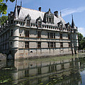 Chataeu Azay-le-rideau by Christiane Schulze Art And Photography